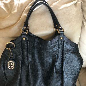 Gucci XL Leather handbag